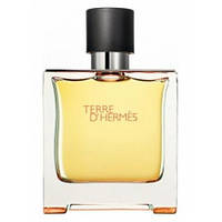 HERMES Terre D'Hermes edp 75 ml TESTER парфум мужской (оригинал подлинник  Франция)
