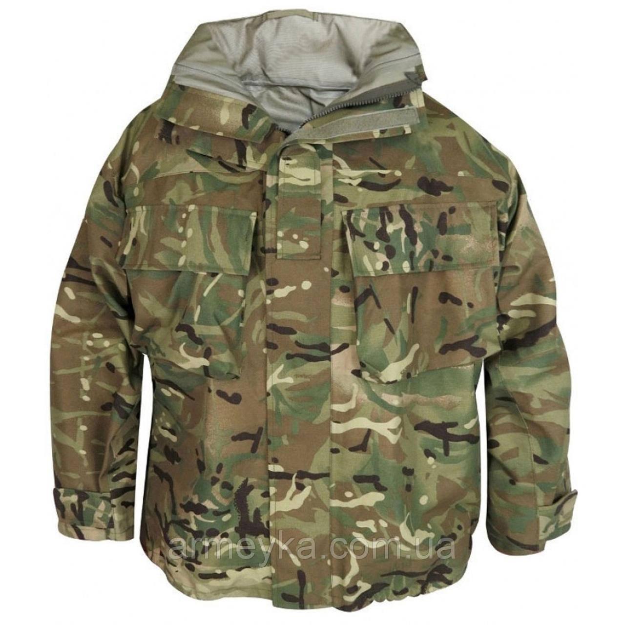Мембранная куртка Gore-tex MTP образца CS-95. Великобритания, оригинал.