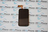 Дисплейный модуль для мобильного телефона HTC Desire V черный