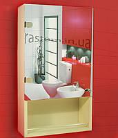 """Зеркальный шкафчик для ванной комнаты (шкафчик навесной) м""""807"""""""