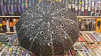Женский зонт полный автомат Pasio (капли)
