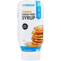 Сироп без сахара MyProtein Sugar-Free Syrup 400 мг(разные вкусы)