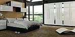 Мебель с глянцевой поверхностью позволяет визуально увеличить интерьер