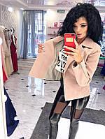 Куртка-пальто трансформер,кашемир