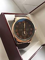 Мужские часы Ulysse nardin  силиконовый ремешок