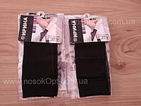 Носки капроновые женские Ирина черные (без рисунка) опт