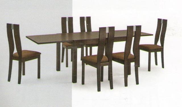 Стул обеденный Дуглас СВ-2407YBH в комплекте со столом Рейн