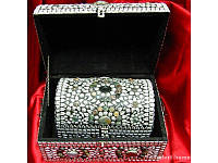 Сундуки с камнями набор (3шт)(33х23х23 см 27х17х17 см 18х12х12 см) ( 21645)