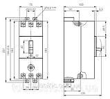 Автоматический выключатель АЕ-2046-100 20А, фото 2