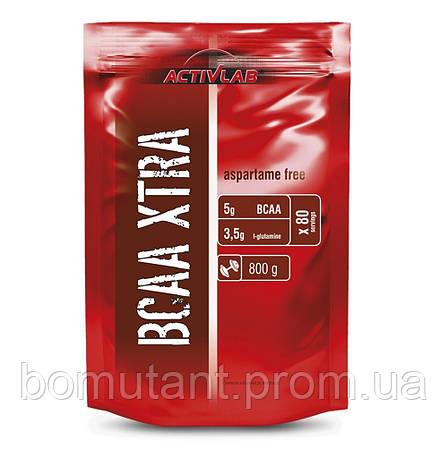 BCAA Xtra 800 гр грейпфрут Activlab