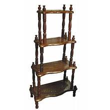 Этажерка для дома деревянная