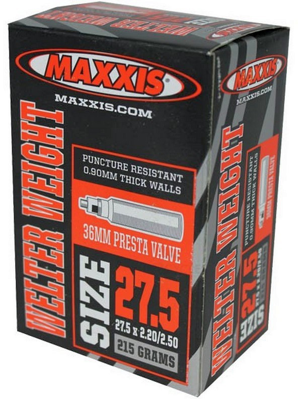 Камера Maxxis Welter Weight (IB75078400) 27.5x1.90\2.35 FV