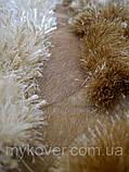 Ковры со вставками кожи коровы, фото 3