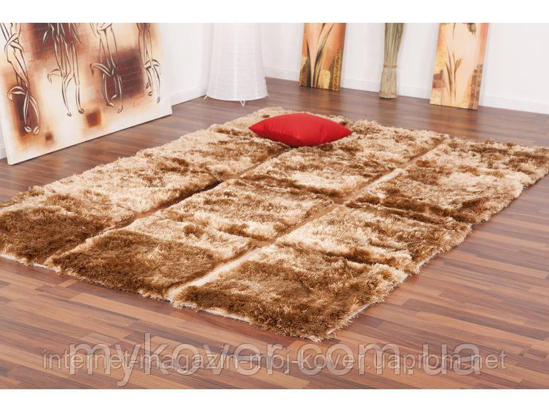 Ковер в клетку, купить ковры ворсвые в Киеве
