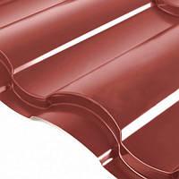 Металлочерепица Валенсия PE (0,5) все цвета U.S.Steel