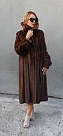 Шуба норковая Модель 200669