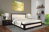 Кровать РЕНАТА М  бук 160*200 с подемным механизмом