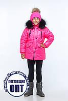 Зимнее пальто - парка ( можно комплект ) 30-10