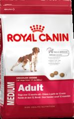 Роял Канин Медиум Эдалт 4кг/Сухой корм для собак средних пород
