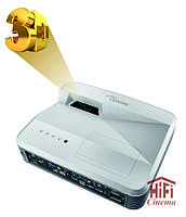 Optoma X320UST ультра короткофокусный 3D видео проектор яркость 4000 ANSI