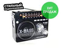 Радиоприемник ATLANFA радио от сети FM SW AM аккумуляторный R873