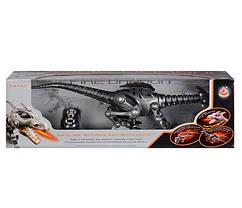 Радиоуправляемая игрушка Dragon 28109 Дракон, звук, свет, ходит, приседает, двигает головой, фото 3
