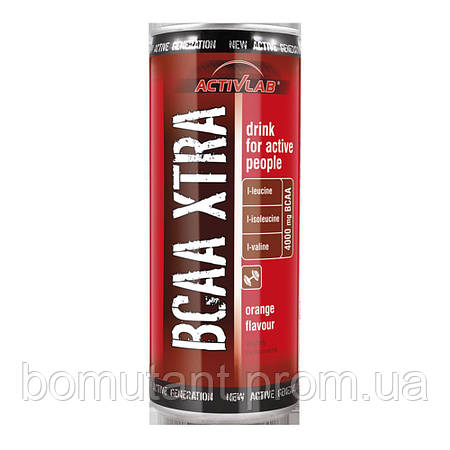 BCAA Xtra Drink 250 ml Activlab