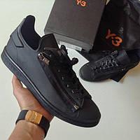 Мужские кроссовки  Adidas Y-3 Stan Smith Yohji Yamamoto Stan Zip