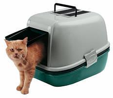 Закрытые туалеты для кошек