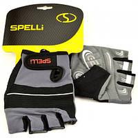 Перчатки Spelli SCG345 (L) без пальцев, гель