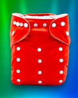 Многоразовый подгузник Pororo на кнопках со вкладышем (до 8 лет, до 25 кг) a40c496e3e0