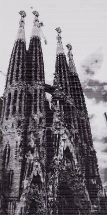 Декор АТЕМ Spain Sagrada Familia (14837), фото 2