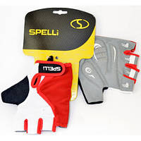 Перчатки Spelli SCG356(L) без пальцев, гель