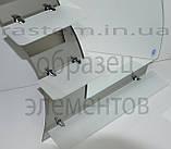 Влагостойкое зеркало с полочками ( настенное зеркало) 600х800мм Ф61, фото 2