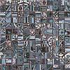 Мозаика АТЕМ Mos Aladdin Pattern Bl M2 (16915)