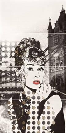 Панно АТЕМ London Audrey Hepburn (12219), фото 2