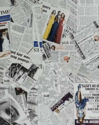 Панно АТЕМ Newsprint Color (14275), фото 2