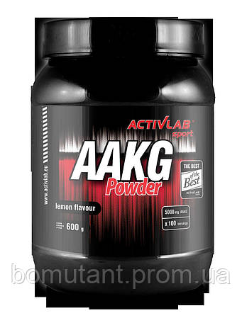 AAKG Powder 600 гр киви Activlab