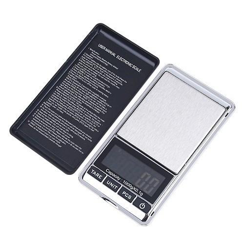 Весы ювелирные DS-NEW-1000 (0,1 гр) в Украине