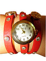 Куплю в Украине часы - браслет красные