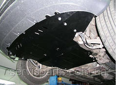 Защита двигателя Audi A4 В5, В6, В7, В8 (Ауди А4)