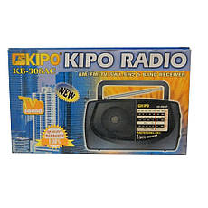 Радио приемник KB 308 AC, фото 3