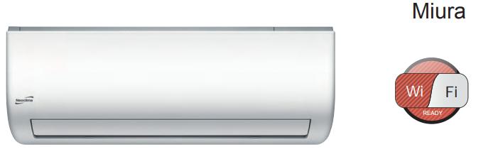 Сплит-система настенного типа Neoclima NS/NU-24AHQw, фото 2