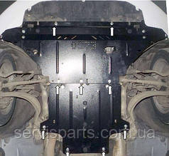 Захист двигуна Audi A4 В8 (Ауді А4)