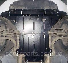 Защита двигателя Audi A4 В8 (Ауди А4)