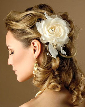 Заколка для волос своими руками – фантазия и мастерство