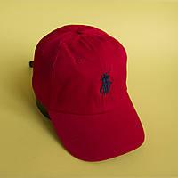 Красная кепка  POLO