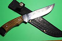Нож  туристический охотничий Спутник большой
