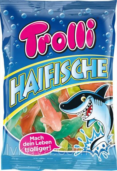 Желейні цукерки Trolli Haifische , 200 гр