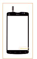 Сенсор (тачскрин) LG D380 L80 Dual SIM Black Original